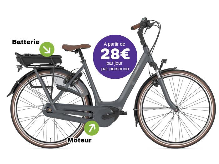Sun e Bike est une agence de location de vélo électrique en Provence